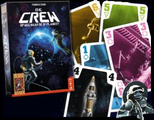 De Crew 999 games